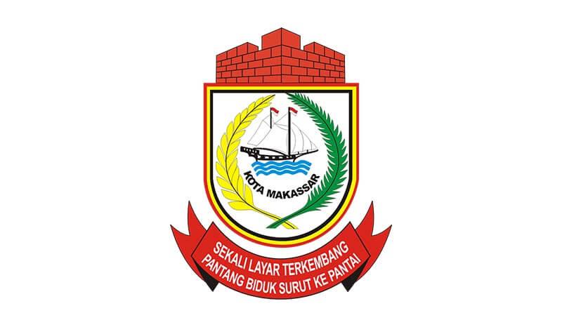 logo pemkot kota makassar